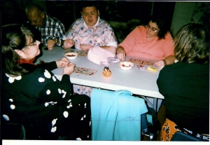 Bingo at the GV Drop in Center
