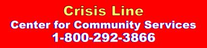 CCR Crisis Line