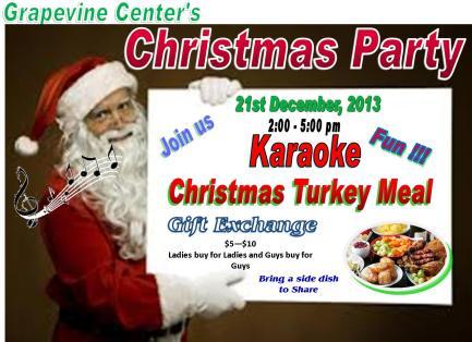 1 Christmas Karaoke Party