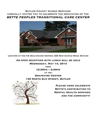 Bette Peoples Transitional Care Center