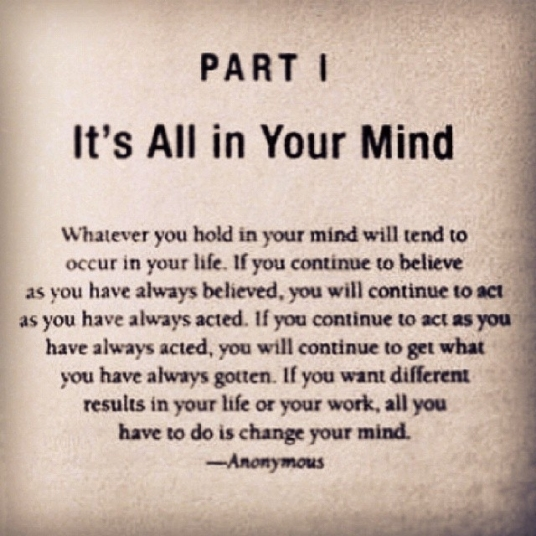 Its-All-In-Your-Mind
