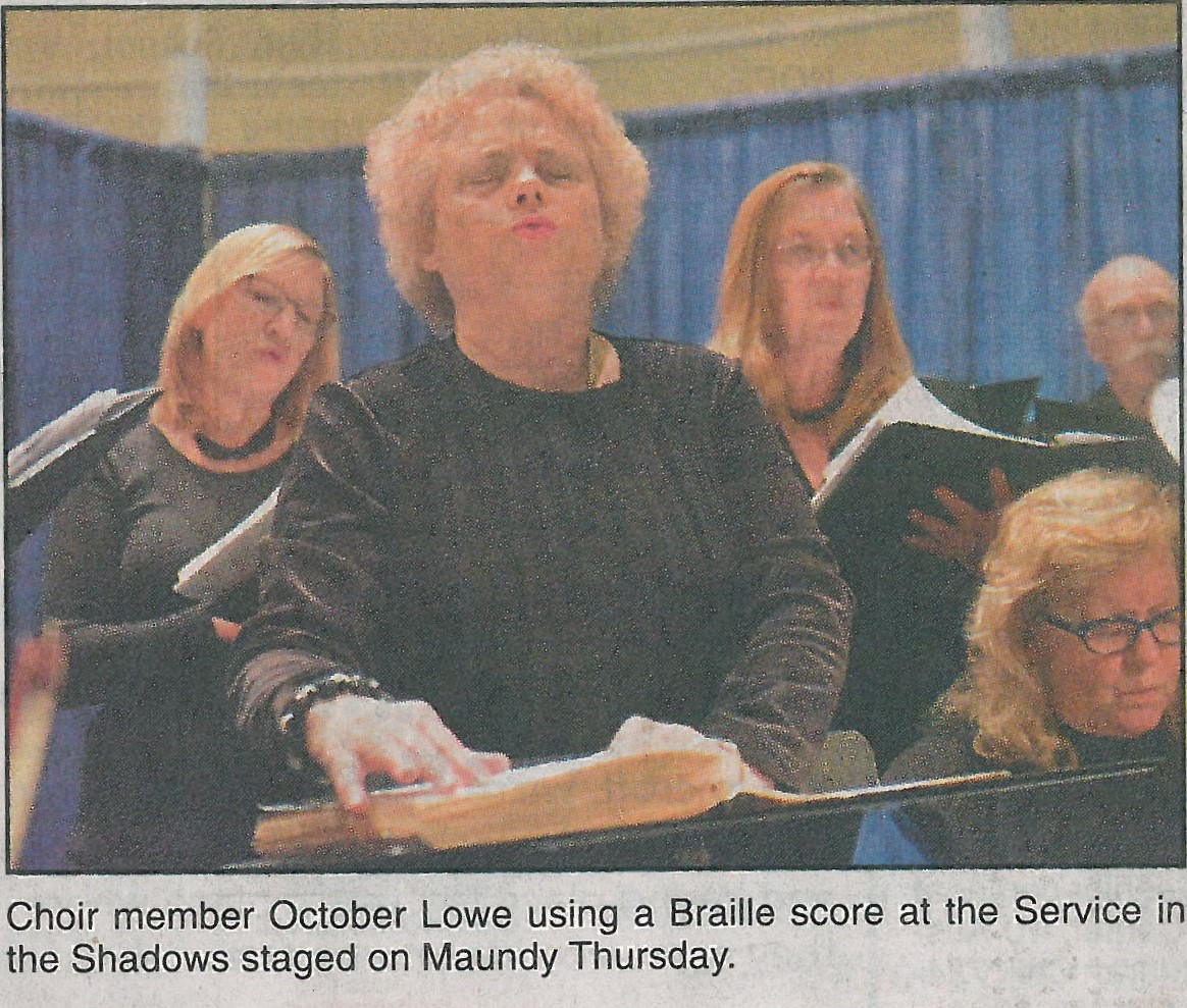 OCTOBER LOWE - Service of the Shadows 2