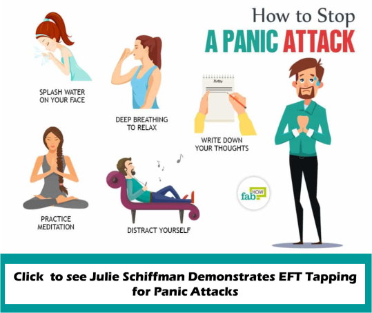 EFT FOR PANIC ATTACKS